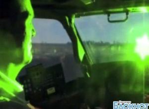 В Анапе неизвестные направили лазерный луч на кабину пилотов летящего «Боинга»