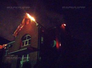 Стали известны причины крупного пожара в Новороссийске