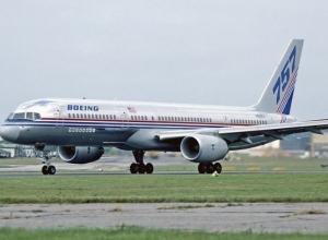 Со второй попытки добрался до столицы Боинг «757» Сочи-Москва