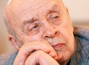 После тяжелой болезни ушел из жизни народный артист СССР Леонид Броневой