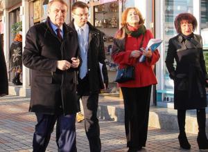 Мэр Сочи уверен, что с новым тротуаром сможет влиять на бизнесменов