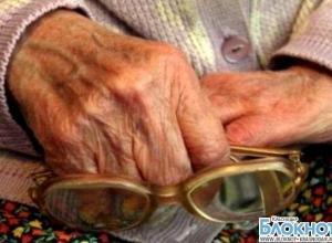 Молодой мужчина развел на «бабки» пожилую соседку