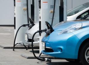 Первая зарядная станция для электромобилей появилась в Сочи