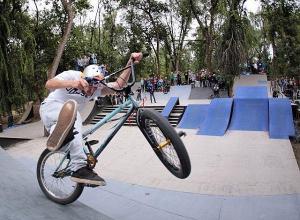 В Сочи завершился фестиваля экстремальных видов спорта