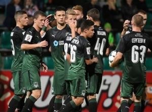 «Краснодар» вылетел из розыгрыша Юношеской лиги УЕФА