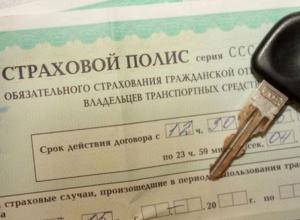 «Плохие новости»: ОСАГО существенно подорожает для некоторых водителей Краснодарского края