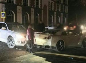Жители Краснодара считают, что пробки и GTR несовместимы