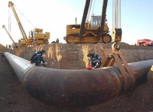 В Динском районе завершилось строительство газопровода