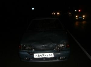 В Краснодарском крае в водитель «ВАЗа» сбил двух пешеходов