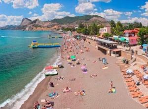 13-летняя краснодарка умерла на пляже в Крыму