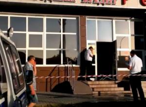 В Анапе неизвестные ограбили и подожгли банк