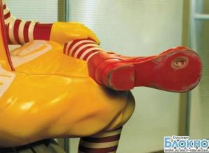 В Сочи временно закрыли два ресторана Макдоналдс