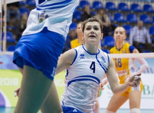 «Братислава пала»: краснодарские «Динамочки» не оставили шанса волейболисткам из Словакии