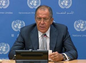 Лавров, выступая в ООН, пригласил всех в Сочи