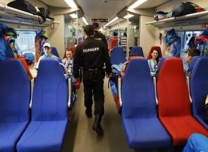 В Сочи задержали поезд «Ласточку» из-за угрозы взрыва
