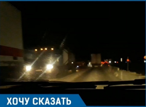 Измученные пробками жители Краснодарского края попросили помощи у властей