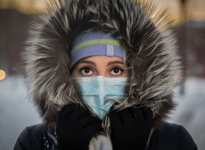 В Краснодаре заболели гриппом 4 тысячи человек