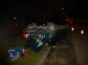 На Кубани по вине пьяного водителя в ДТП пострадала пятилетняя девочка