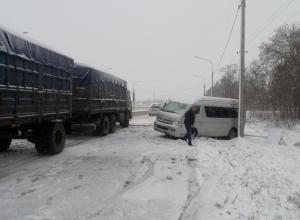В Краснодарском крае установили причину серьезной аварии