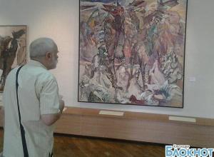 В Краснодаре открылась выставка «Метаморфозы апокалипсиса»