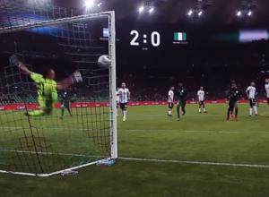 Матч Аргентина-Нигерия в Краснодаре: взгляд из-за ворот
