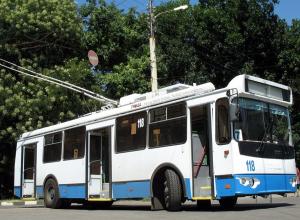 Троллейбусы Армавира продадут из-за долгов