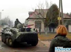 Украинские войска продолжают двигаться в сторону Крыма
