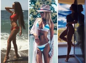 InstaЖар: узнайте, какие красотки бывают на пляжах Кубани
