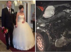 «На горе хотят нажиться»: все «свадебные» деньги украли у молодоженов, погибших в жуткой аварии на Кубани