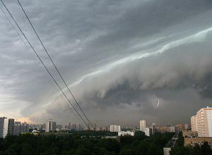 Экстренное предупреждение: на Кубань в ближайшие часы обрушится шквалистый ветер и ливень