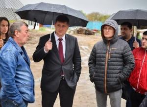 «Аферисты строить в Краснодаре точно не будут»: Вице-губернатор Андрей Алексеенко
