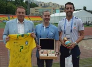 Сборная Бразилии после встречи с Пахомовым покинула Сочи