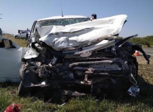 Пожилая семейная пара из Краснодара погибла в ДТП в Ставропольском крае