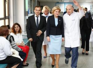Главную больницу Кубани расширят до лечебного города