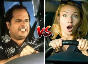 Мужчины или женщины: кто самый аккуратный водитель в Краснодаре?