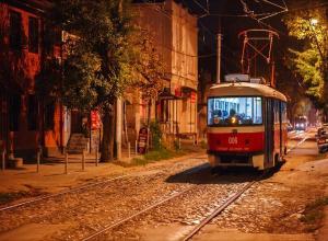 В вечернее время семь трамваев изменят маршрут в Краснодаре