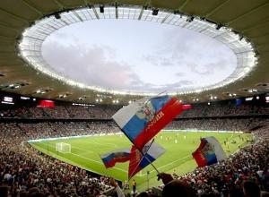 На краснодарском стадионе встретятся сборные России и Кот'д'Ивуара