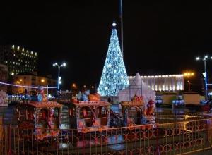 Топ-5 самых интересных ёлок Краснодара