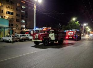 Из горящего дома в Армавире эвакуировали 25 человек
