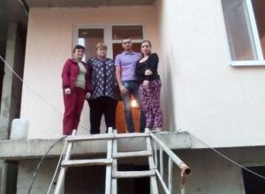 В Краснодаре обманутые дольщики по ул. Есенина готовы объявить голодовку