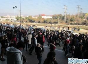 В Сочи из-за угрозы взрыва был эвакуирован торгово-развлекательный комплекс