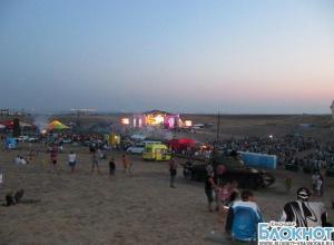В Краснодарском крае завершился байк-фестиваль