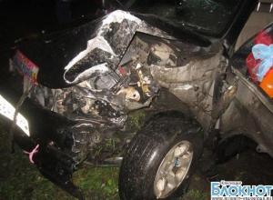 В Армавире из-за наезда на препятствие погибли двое мужчин