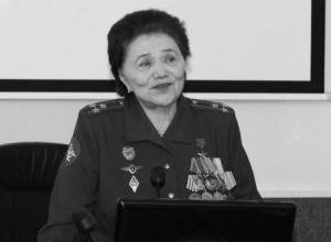 В Краснодаре скончалась легендарная «Мадам МиГ» Марина Попович