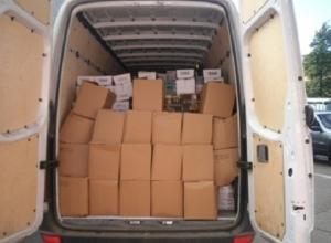 В Краснодарском крае задержали поставщика контрафактного алкоголя