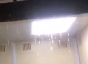 По погоде в Краснодаре плачут даже лифты