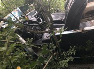 По факту опрокидывания джипа с туристами в Геленджике возбуждено уголовное дело