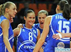 ВК «Динамо-Краснодар»: третья «бронза» Кубка России