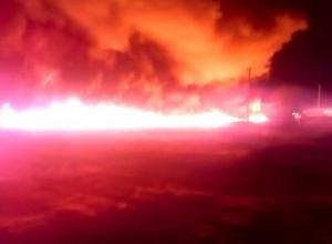 После трагедии в Саратове возобновил работу нефтепровод Куйбышев - Тихорецк