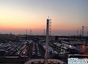 Автобусы больше не будут переправлять на паромах через Керченский пролив